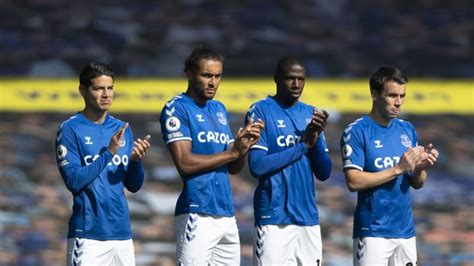 The Everton Lineup That Should Start Against Crystal Palace