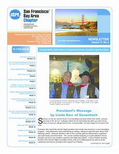 Fillable Online ispe org NEWSLETTER President's Message by ...