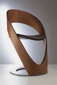 A, Stylish, Collection, Of, Modern, Curved, Chairs, With, Organic, Shapes