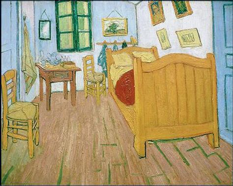 Gogh Bedroom Painting by Vincent S Bedroom In Arles Modern From Musee D
