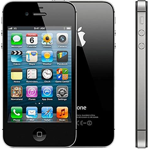 iphone 4s used apple mf259ll a iphone 4s 8gb 8mp unlocked