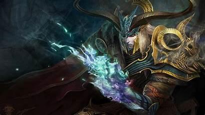 Warcraft Wow Wallpapers Druid Desktop Background Fan