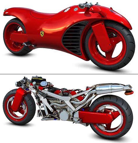 ferrari bikes pics