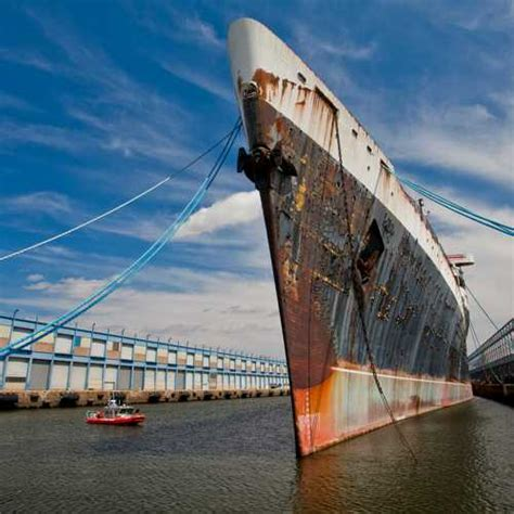 Decommissioned Fishing Boats For Sale Uk by The Unloved Boats 8 Abandoned Cruise Ships Liners
