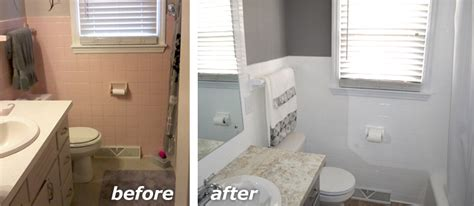 Painting Bathroom Tiles Before And After by Tile Refinishing Repair Quality Refinishing Systems