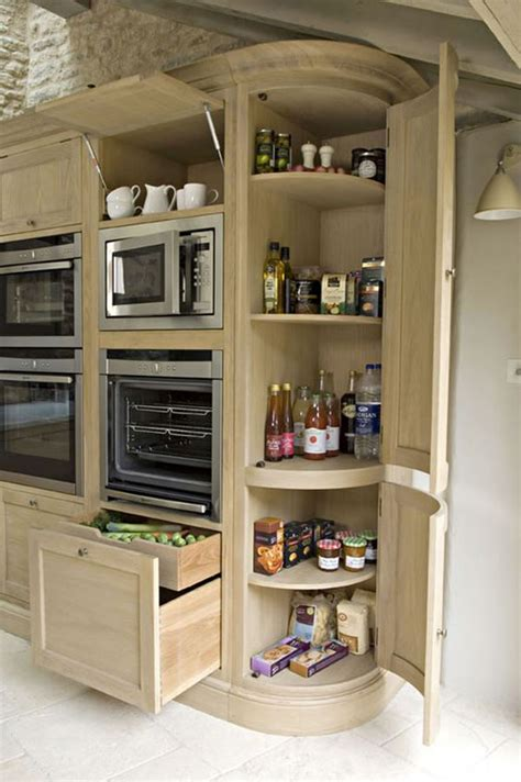 small corner kitchen cabinet fabulous hacks to utilize the space of corner kitchen 5369