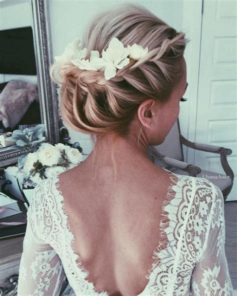 45 Most Romantic Wedding Hairstyles For Long Hair ? Hi