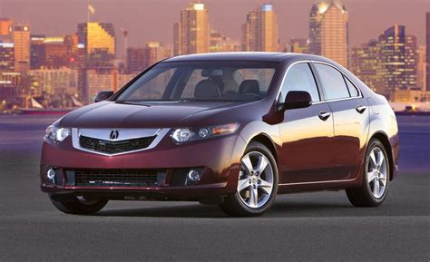 2009 Acura Tsx  Autos Post