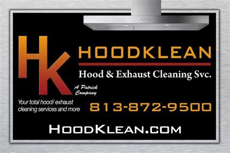 HoodKlean   Tampa Hood Cleaning   Kitchen Exhaust Cleaning