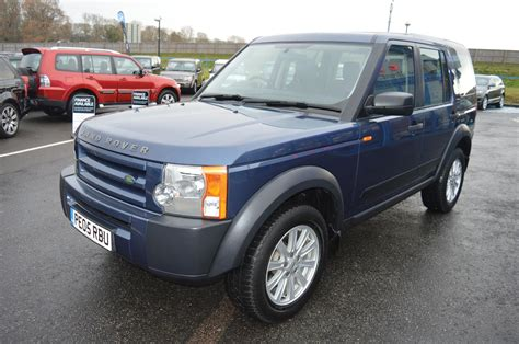 Used 2005 Land Rover Discovery 3 Tdv6 2.7 Diesel 6 Speed