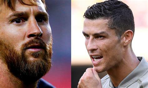 Mesi: Ronaldu mani pārsteidza - Futbols - TVNET Sports