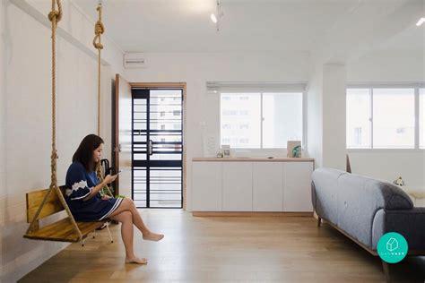 white  wood interior      qanvast