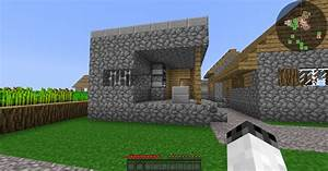 Machine Shop Project 6 Diamonds In Blacksmiths Chest Flatland Seed Minecraft