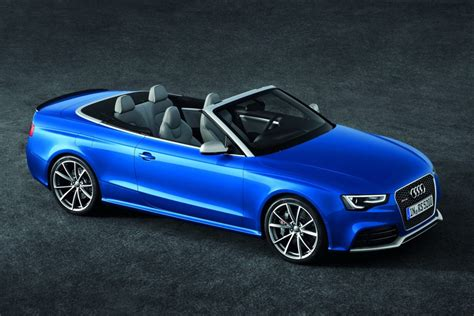 audi rs  cabriolet airows