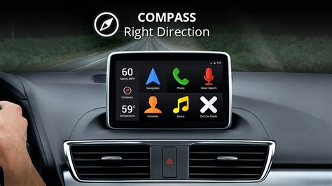 top car dashboard mode apps  android