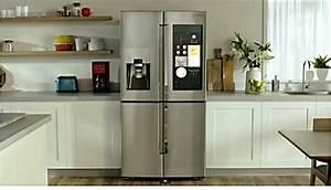 Samsung Kühlschrank Display : ces 2016 der family hub k hlschrank von samsung gim radar ~ Frokenaadalensverden.com Haus und Dekorationen