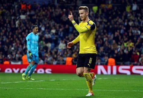 Real Madrid vs Borussia Dortmund highlights: Reus helps ...