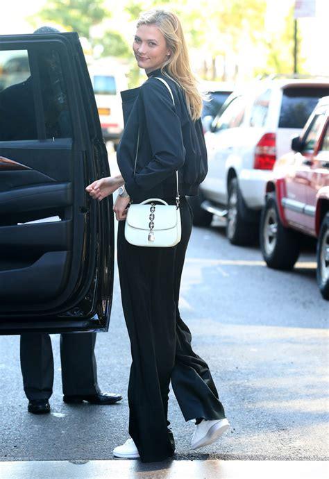 guess  supermodel     carry louis vuittons brand  runway bag purseblog
