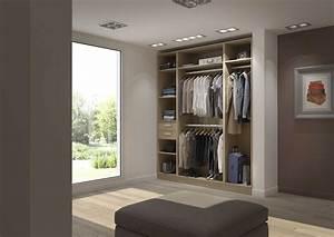 Chambre Dressing : dressing chambre comment bien l 39 am nager blog ~ Voncanada.com Idées de Décoration