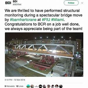 Florida pedestrian bridge collapses on top of cars, people ...