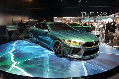 bmw concept  gran coupe    geneve