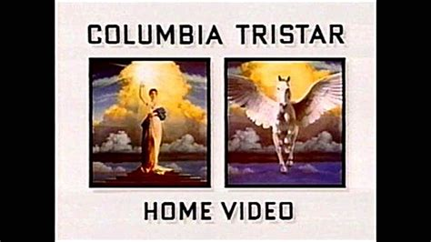Columbia TriStar Home Video Logo (1992-1993, 1997 and 1999 ...