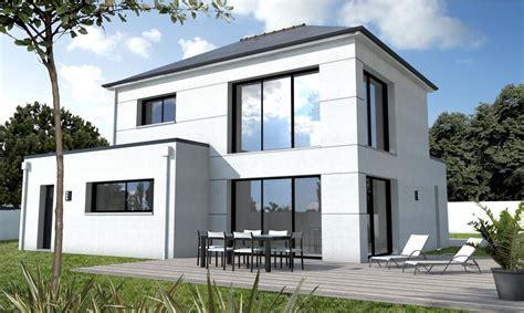 chambres d h es en provence pas cher maison contemporaine mezzanine carnac depreux construction