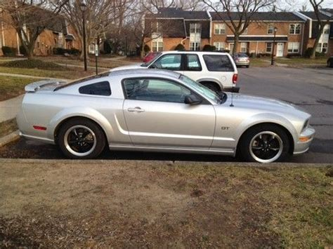 2005 Mustang Hp by Find Used 2005 Ford Mustang Gt 420 Hp 19k Original