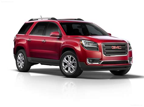 GMC Car : Gmc Acadia 2013 Exotic Car Wallpapers #20 Of 56