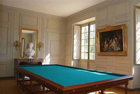 salle de billard la cote des montres visite du petit trianon et du pavillon fran 231 ais