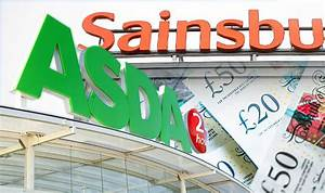 Asda and Sainsbury's in talks over £10BILLION merger to ...