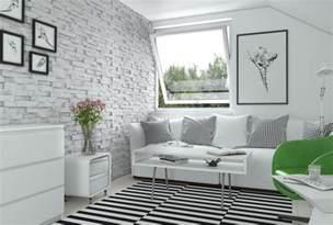 wandgestaltung wohnzimmer stein wandgestaltung im wohnzimmer 85 ideen und beispiele