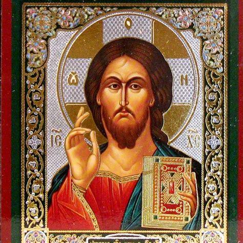russian orthodox triple icon skladen