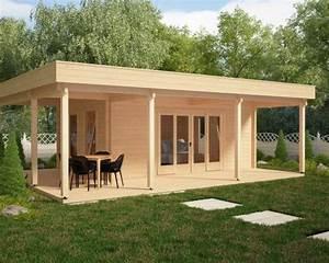 Gartenhaus Mit Terrasse : 86 best modern summer houses garden cabins images on pinterest ~ Sanjose-hotels-ca.com Haus und Dekorationen