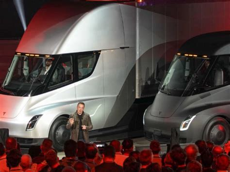 Tesla Semi Why Truckers Want It, How Important It Could
