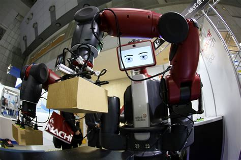 Humans Control Robots With Their Minds By Watching For