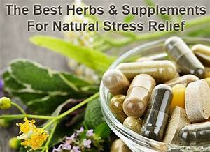 8 Natural Herbs For Stress Relief