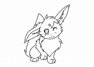 Free coloring pages of eevee sheets