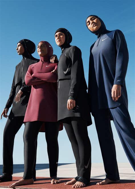malaysian model     faces  nikes  hijabi swimwear  fly fm