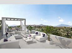 New penthouse for sale Cataleya Estepona with large