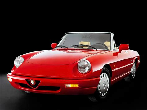1990 Alfa Romeo Spider by Car In Pictures Car Photo Gallery 187 Alfa Romeo Spider