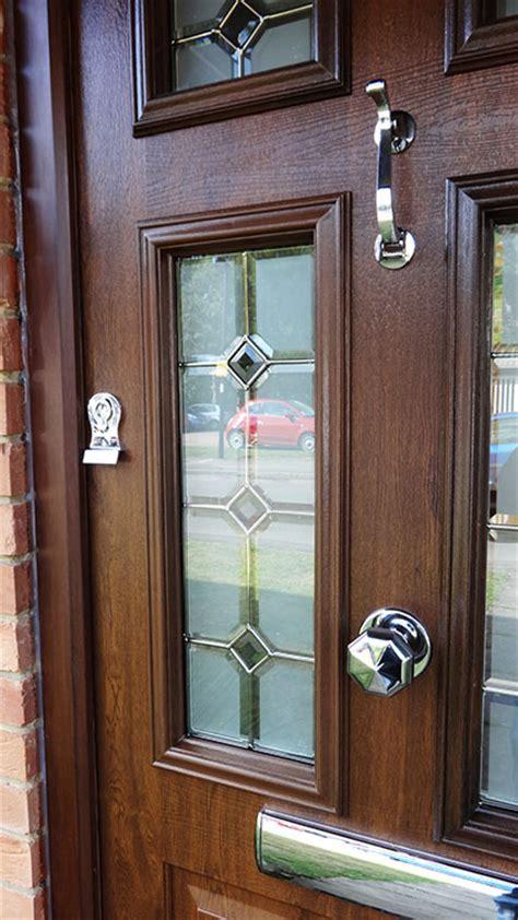 solidor front door  timber window installation north london