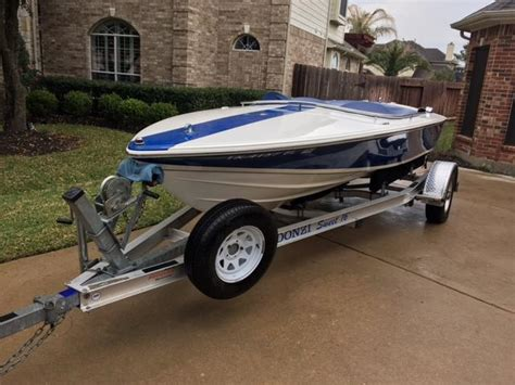 Donzi Boat Craigslist by Donzi Sweet 16 Boats For Sale