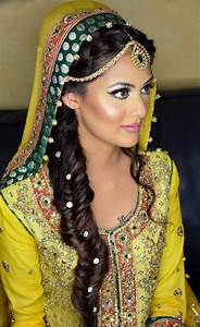 latest Pakistani Bridal Hairstyles 2017 For Girlslatest Bridal Hairstyles 2017 For Pakistani