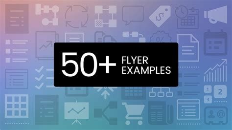captivating flyer examples templates  design tips