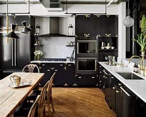 How, Black, Became, The, Kitchen, U2019s, It, Color