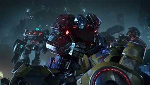 Transformers Fall Of Cybertron : vga cinematic trailer official transformers fall of cybertron cinematic video youtube ~ Medecine-chirurgie-esthetiques.com Avis de Voitures