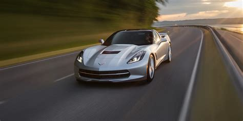 How Much Is A Corvette by How Much Does A Corvette Cost Stingray Chevrolet
