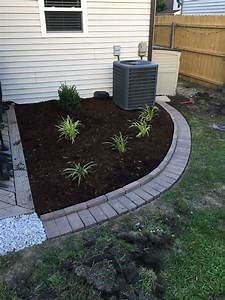 Brick, Garden, Edging