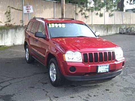Grand V6 by 2005 Jeep Grand Laredo 3 7l V6
